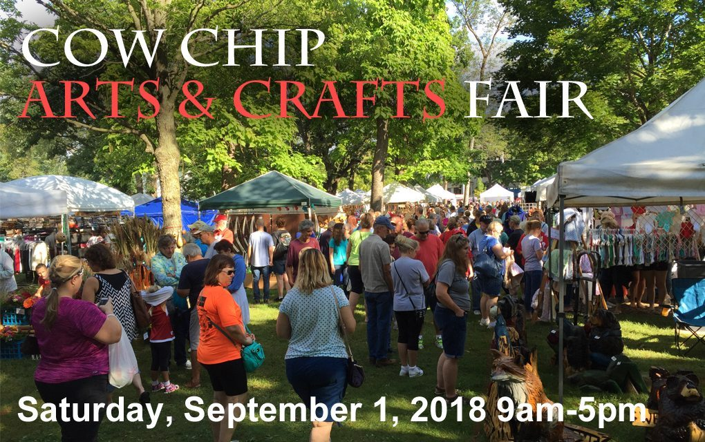 Cow Chip Arts and Craft Fair